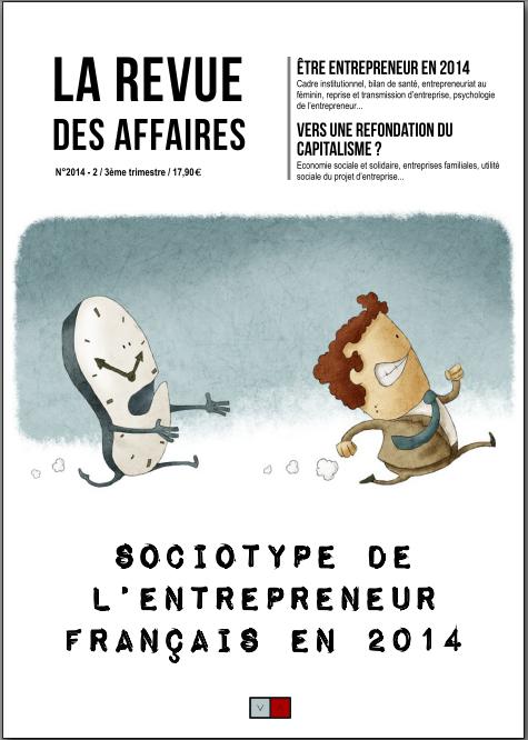 Parution du second numéro de la Revue des Affaires (2014-2, 3ème trimestre)