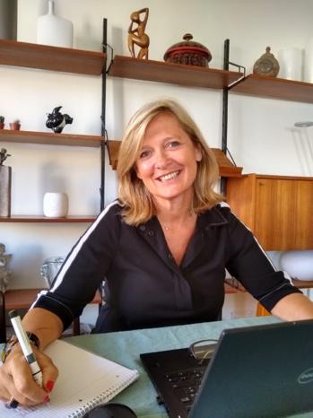 """Frédérique Picard au JDE :""""j'ai décidé de répertorier les leviers spécifiques qui permettent aux femmes d'oser"""""""