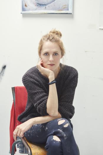 """""""Portrait d'Artiste : Entretien avec Mireille Blanc """" par Bertrand Coty"""