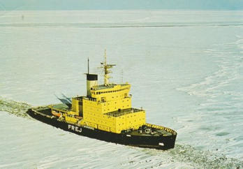 """""""L'arctique 12 ans plus tard """" par Capitaine de Frégate (H) Ortiz"""