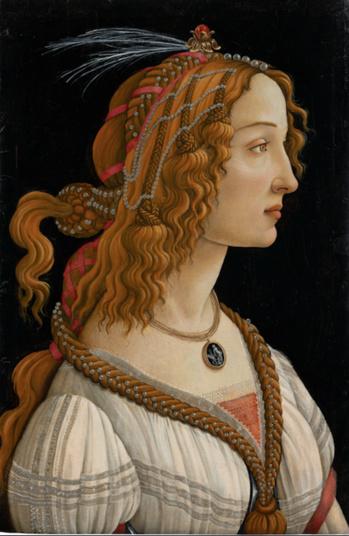 """""""Botticelli, artiste et designer au musée Jacquemart André"""" par Christine de Langle"""