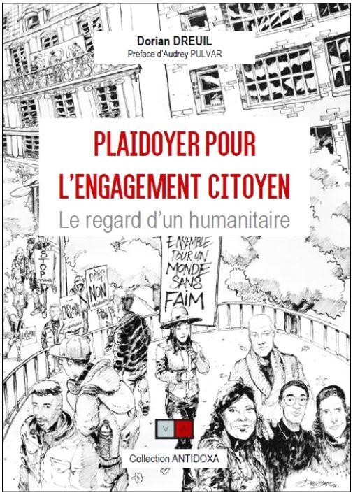 """Parution : """"Plaidoyer pour l'engagement citoyen"""""""