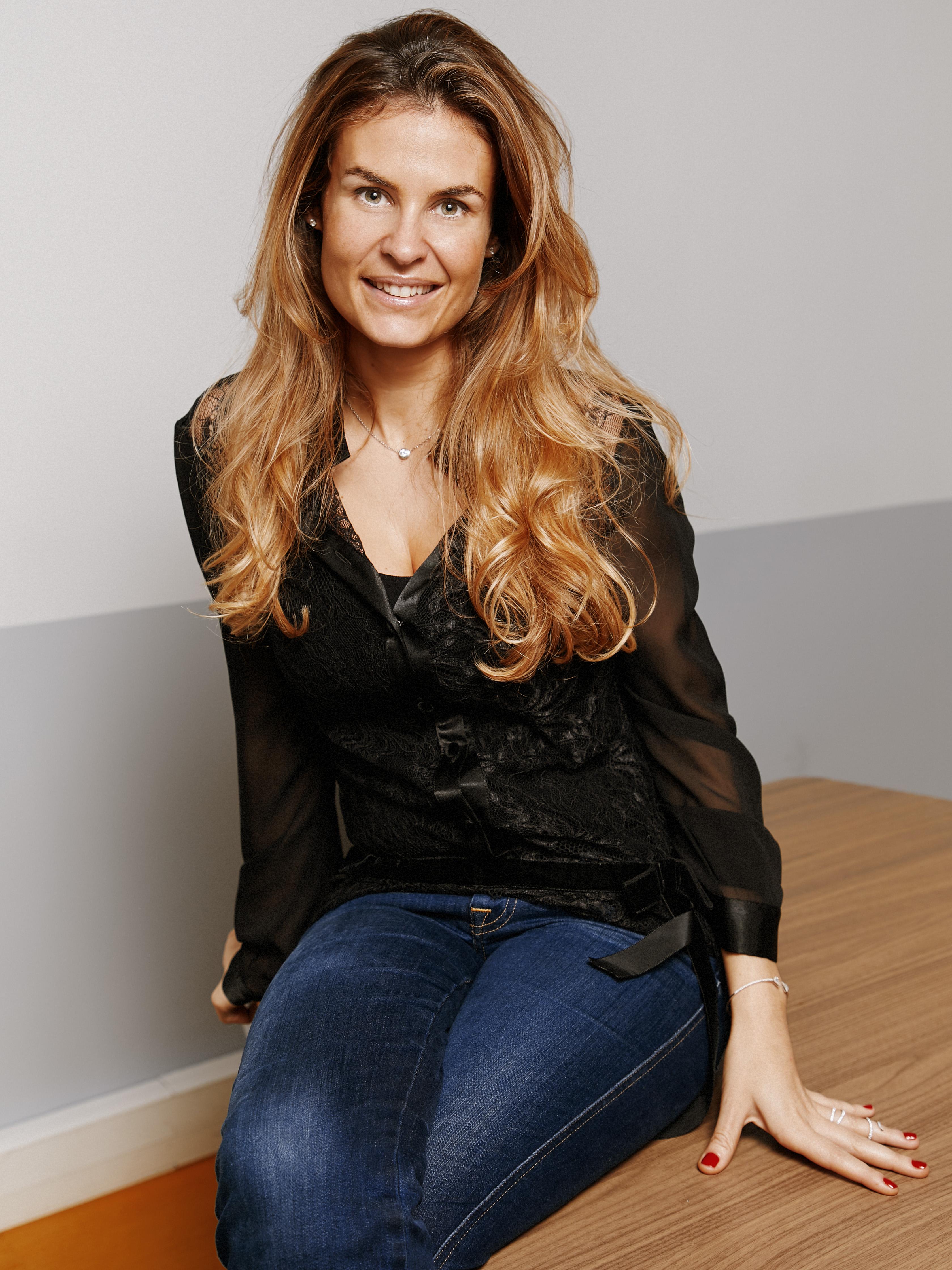 Karine Schrenzel, PDG des 3 Suisses au JDE : « L'envie d'entreprendre est un sentiment que j'ai toujours porté en moi »