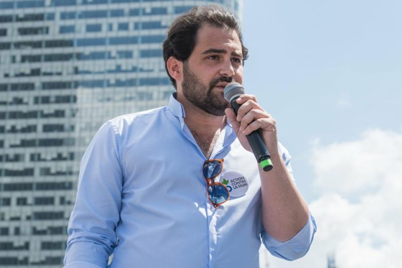 RSE Magazine, entretien avec Dorian Dreuil, secrétaire général d'Action contre la Faim, à propos de la mobilisation citoyenne en France.