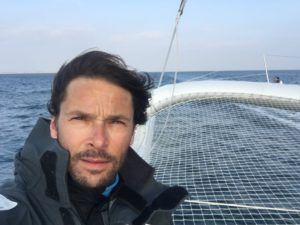 Entretien avec Romain Pilliard, skipper du trimaran « Remade Use it again » sur RSE Magazine