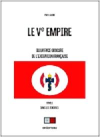 """Yves Laisné auteur de """"Le Ve Empire"""" chez VA Editions, sur Radio Courtoisie"""