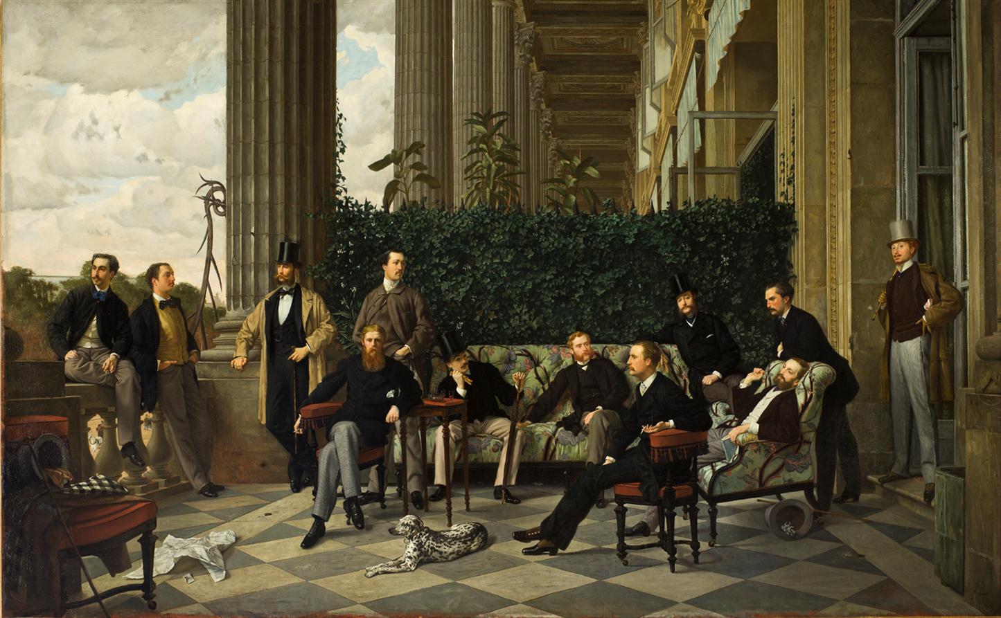 """""""Déconfinement, c'est le tour des « grands musées » : le musée d'Orsay et le musée de l'Orangerie."""" Par Christine de Langle"""