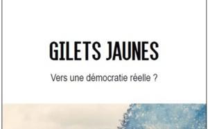 """Parution: """"GILETS JAUNES, Vers une démocratie réelle?"""""""
