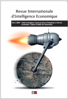 Revue Internationale d'intelligence économique 9/2