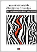 Revue Internationale d'intelligence économique 10-1