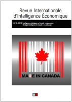 Revue Internationale d'Intelligence économique 10-2